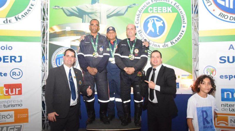 Brasileirão de Karate Esportivo – Rio de Janeiro – RJ