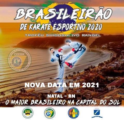 Brasileirão de Karate Esportivo 2021