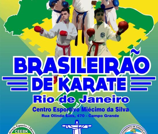 Brasileirão de Karatê – Rio de Janeiro